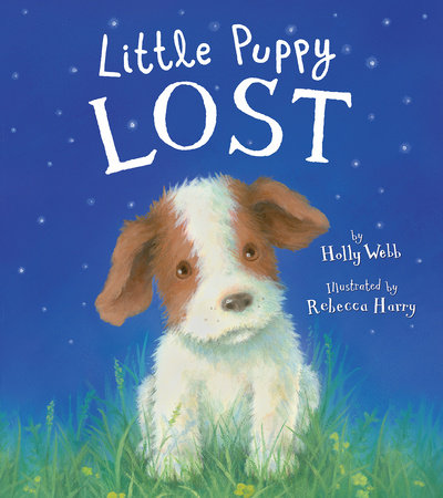 Little Puppy Lost by Holly Webb