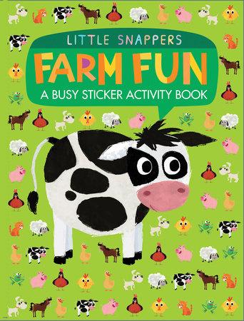 Farm Fun by Stephanie Stansbie; illustrated by Kasia Nowowiejska