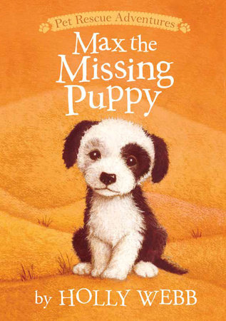 Max the Missing Puppy by Holly Webb