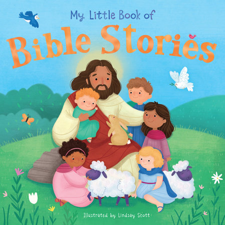 My Little Book of Bible Stories by