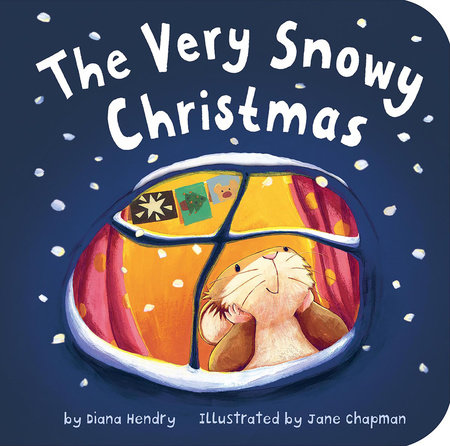 The Very Snowy Christmas by Diana Hendry