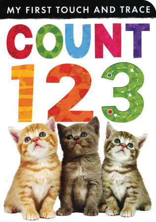 Count 123 by Tiger Tales