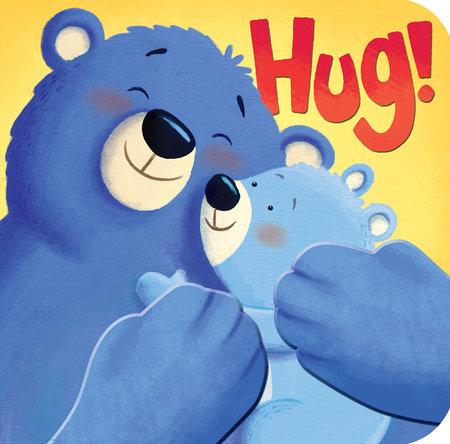 Hug! by Tiger Tales