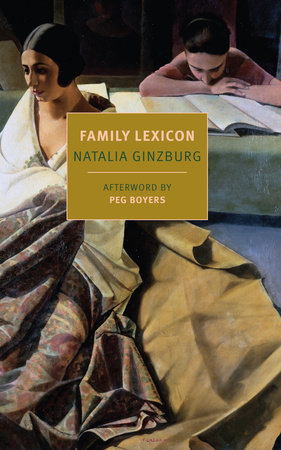 Family Lexicon by Natalia Ginzburg