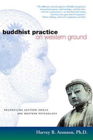 Buddhist Practice on Western Ground by Harvey Aronson