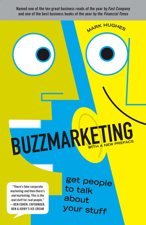 Buzzmarketing by Mark Hughes