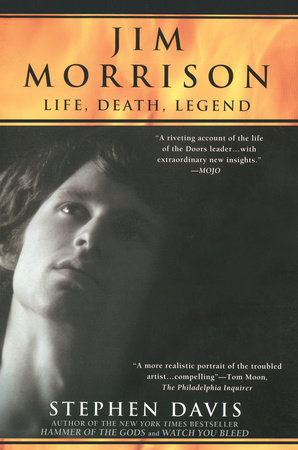 Jim Morrison by Stephen Davis