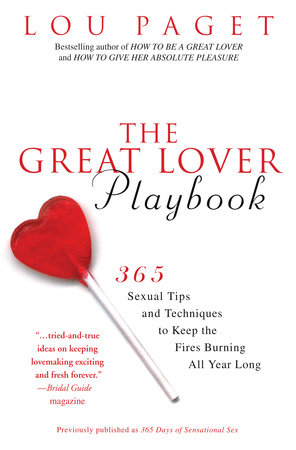 The Great Lover Playbook by Lou Paget