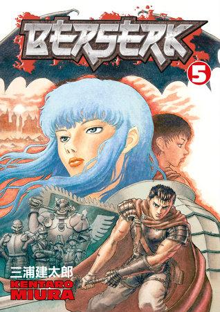 Berserk Volume 5 by Kentaro Miura