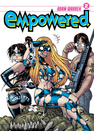 Empowered Volume 2 by Adam Warren