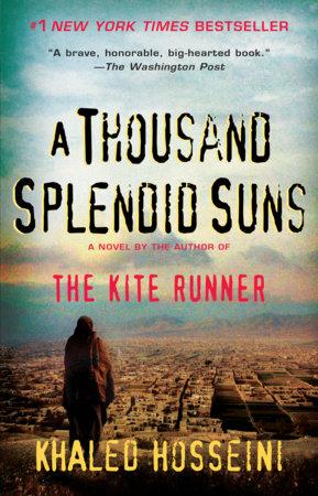 A Thousand Splendid Suns Illustrated Edition by Khaled Hosseini