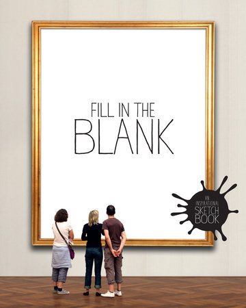 Fill in the Blank by Vahram Muratyan and Elodie Chaillous