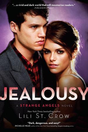 Jealousy by Lili St. Crow