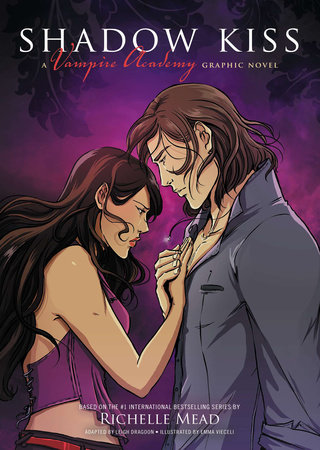 Shadow Kiss by Richelle Mead; Illustrated by Emma Vieceli