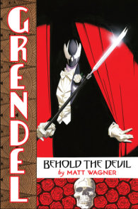 Grendel Behold the Devil