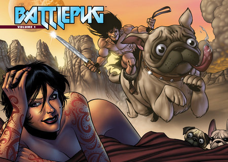 Battlepug Volume 1 by Mike Norton