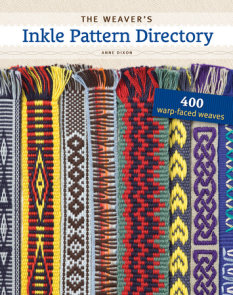 The Weaver's Inkle Pattern Directory