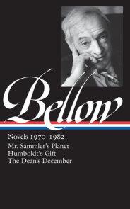 Saul Bellow: Novels 1970-1982 (LOA #209)