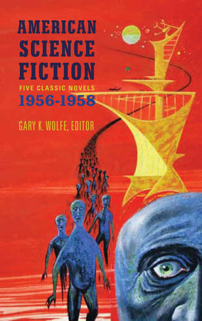 American Science Fiction: Five Classic Novels 1956-58 (LOA #228) by Various