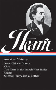 Lafcadio Hearn: American Writings (LOA #190)