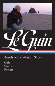 Ursula K. Le Guin: Annals of the Western Shore (LOA #335)