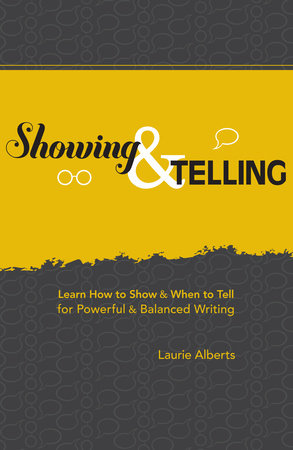 Showing & Telling by Laurie Alberts