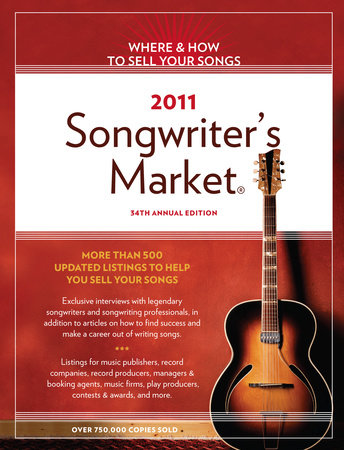 2011 Songwriter's Market by