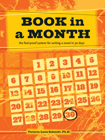 Book In a Month by Victoria Lynn Schmidt