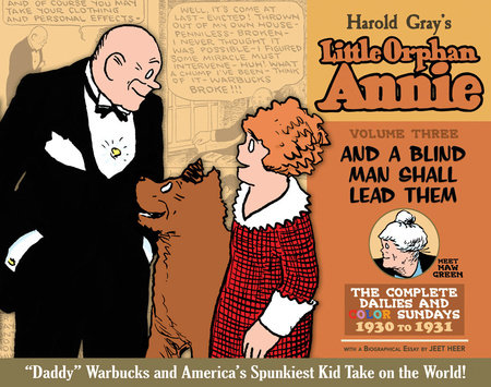 Complete Little Orphan Annie Volume 3 by Harold Gray