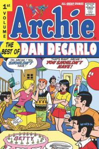 Archie: The Best of Dan Decarlo Volume 1