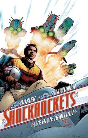 Shockrockets by Kurt Busiek