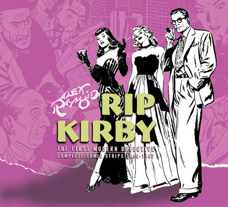 Rip Kirby, Vol. 3: 1951-1954 by Alex Raymond