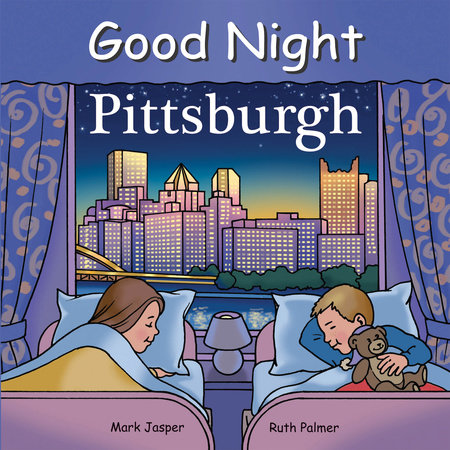 Good Night Pittsburgh by Mark Jasper