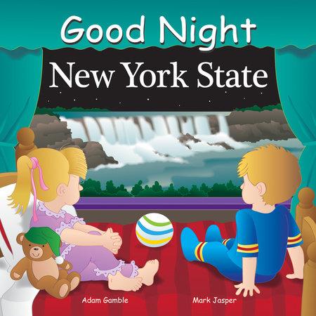 Good Night New York State by Adam Gamble and Mark Jasper