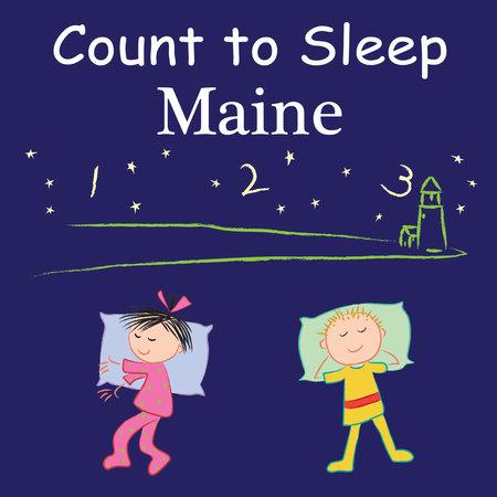 Count To Sleep Maine by Adam Gamble, Mark Jasper