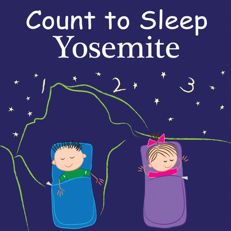 Count To Sleep Yosemite by Adam Gamble and Mark Jasper