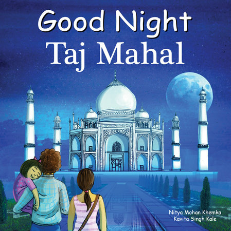 Good Night Taj Mahal by Nitya Mohan Khemka