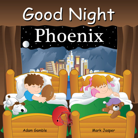Good Night Phoenix by Adam Gamble and Mark Jasper