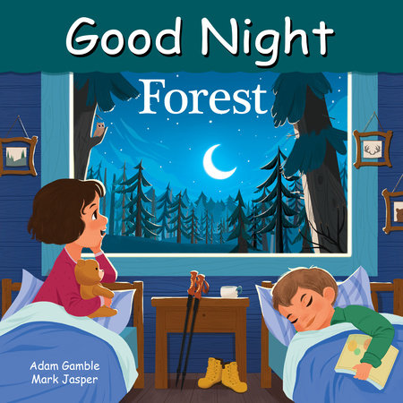 Good Night Forest by Adam Gamble and Mark Jasper