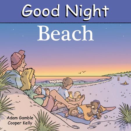 Good Night Beach by Adam Gamble