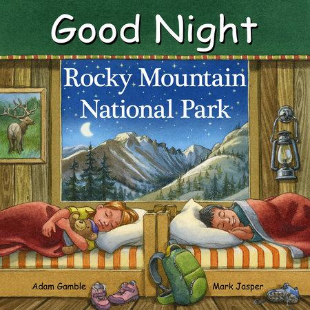 Good Night Rocky Mountain National Park