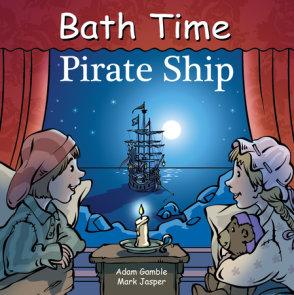 Bath Time Pirate Ship