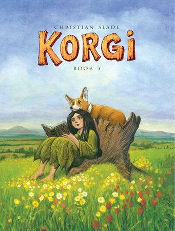 Korgi Book 3: A Hollow Beginning by Christian Slade