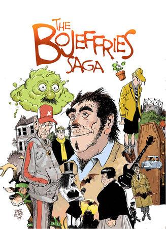 The Bojeffries Saga by Alan Moore