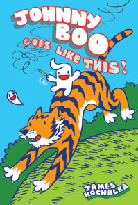 Johnny Boo Goes Like This! (Johnny Boo Book 7)
