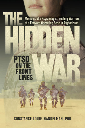 The Hidden War by Constance Louie-Handelman, Ph.D.