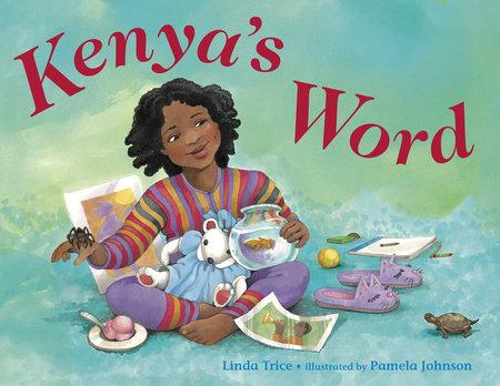 Kenya's Word by Linda Trice