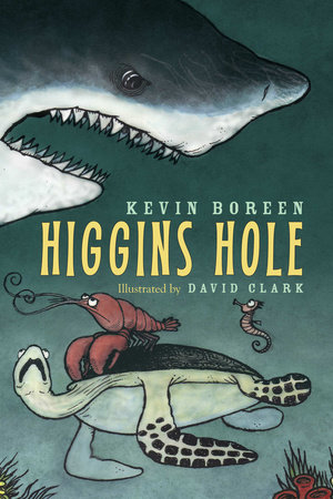 Higgins Hole by Kevin Boreen