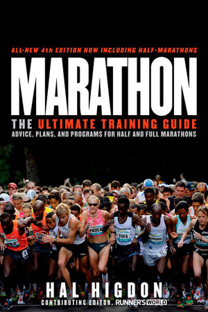 Marathon, All-New 4th Edition by Hal Higdon