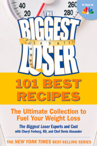 The Biggest Loser 101 Best Recipes